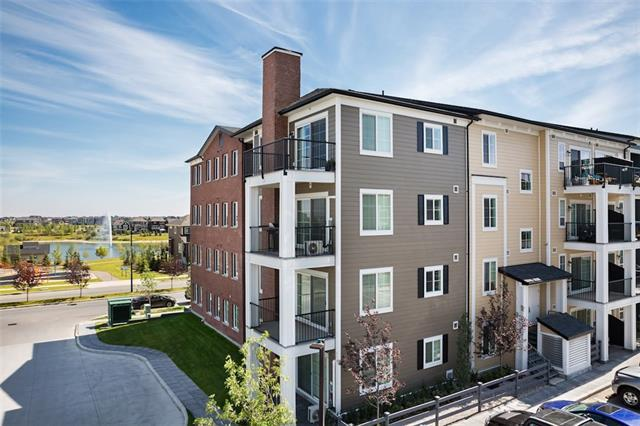 215 Legacy Boulevard SE #3417, Calgary, AB T2X 3Z4 (#C4166058) :: The Cliff Stevenson Group