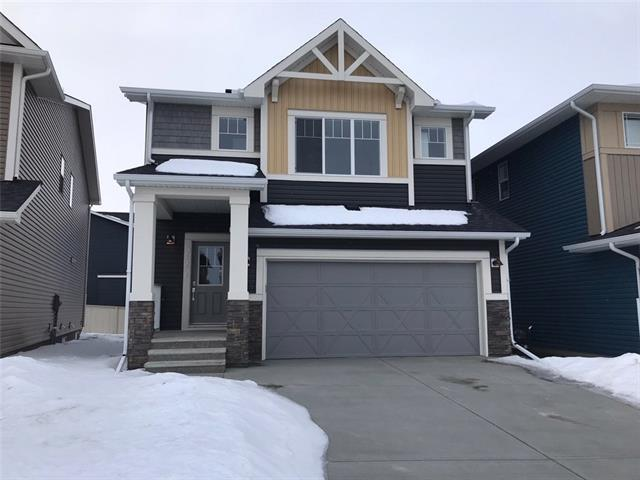 312 Bayview Way SW, Airdrie, AB T4B 4H4 (#C4166073) :: Tonkinson Real Estate Team