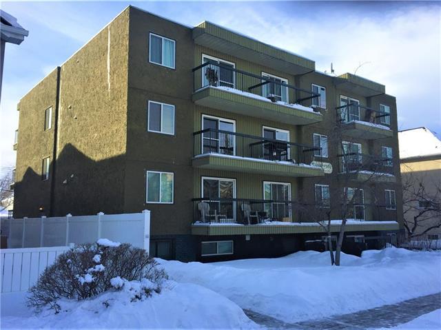 1613 11 Avenue SW #305, Calgary, AB T3A 1C9 (#C4166081) :: The Cliff Stevenson Group