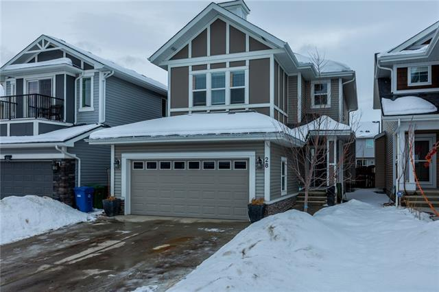28 Auburn Springs Manor SE, Calgary, AB T3M 1Y3 (#C4166086) :: Redline Real Estate Group Inc