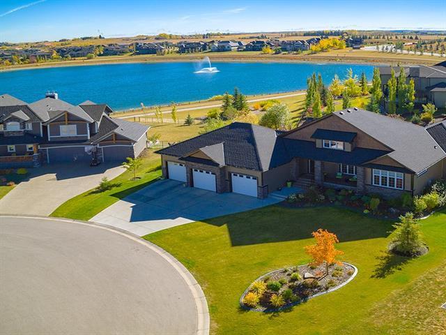420 Montclair Place, Rural Rocky View County, AB T4C 0A8 (#C4166089) :: The Cliff Stevenson Group