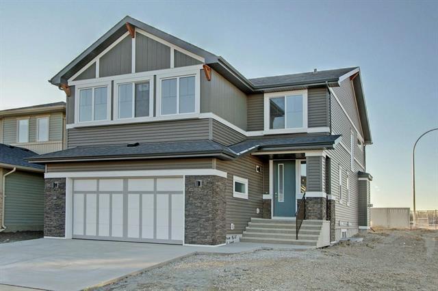 554 Silverado Boulevard SW, Calgary, AB T2X 3Z2 (#C4166090) :: The Cliff Stevenson Group