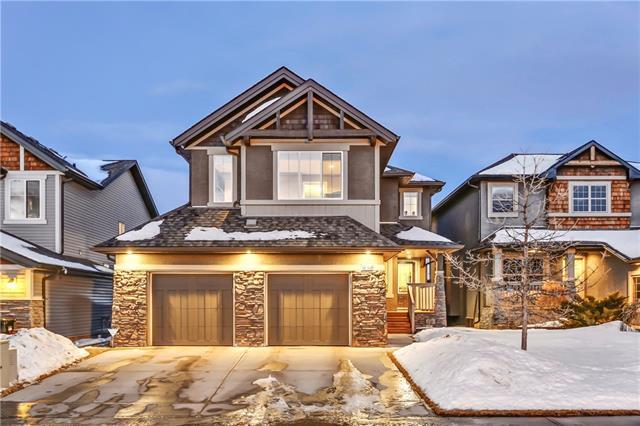 47 Tremblant Point(E) SW, Calgary, AB T3H 0B8 (#C4166108) :: The Cliff Stevenson Group