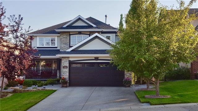 1708 Evergreen Hill(S) SW, Calgary, AB T2Y 3B6 (#C4166116) :: The Cliff Stevenson Group