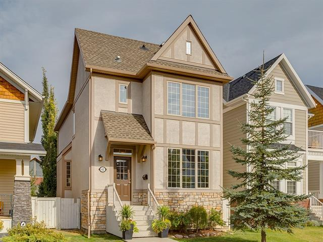 42 Joseph Marquis Crescent SW, Calgary, AB T3E 7S4 (#C4166132) :: Redline Real Estate Group Inc