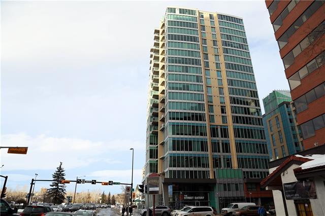 888 4 Avenue SW #2107, Calgary, AB T2P 0V2 (#C4166154) :: Canmore & Banff