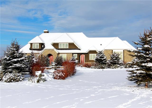 28 Morgans Ridge, Rural Rocky View County, AB T3Z 0A5 (#C4166167) :: The Cliff Stevenson Group
