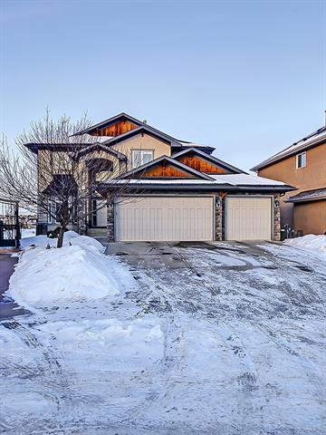 36 Panatella Manor NW, Calgary, AB T3K 0A7 (#C4166188) :: Redline Real Estate Group Inc