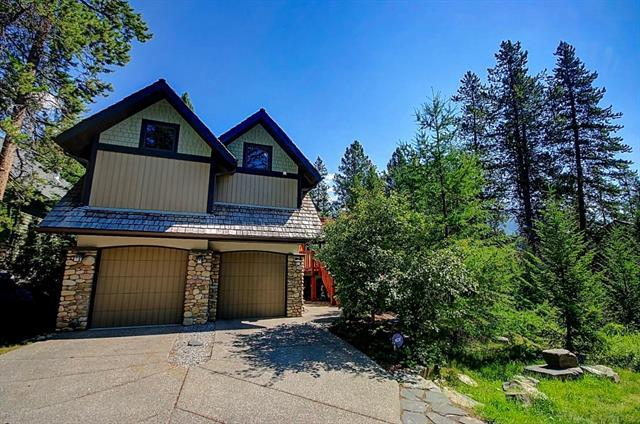 27 Blue Grouse Ridge, Canmore, AB T1W 1L5 (#C4166195) :: Redline Real Estate Group Inc