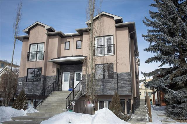 1626 29 Avenue SW #2, Calgary, AB T2T 1M5 (#C4166204) :: Redline Real Estate Group Inc