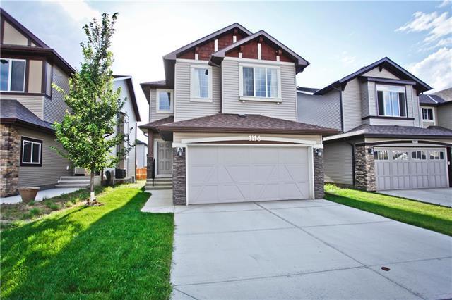 1116 Brightoncrest Green SE, Calgary, AB T2Z 1G9 (#C4166223) :: The Cliff Stevenson Group