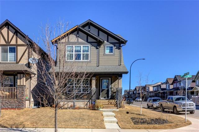 1717 Legacy Circle SW, Calgary, AB T2X 0X9 (#C4166226) :: The Cliff Stevenson Group