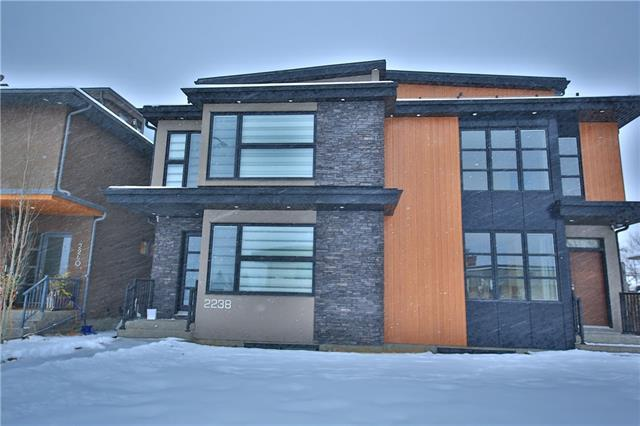 2238 1 Avenue NW, Calgary, AB T2N 0B7 (#C4166227) :: The Cliff Stevenson Group
