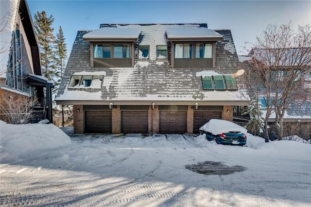 700 Ranch Estates Place NW #21, Calgary, AB T3G 1M3 (#C4166240) :: The Cliff Stevenson Group