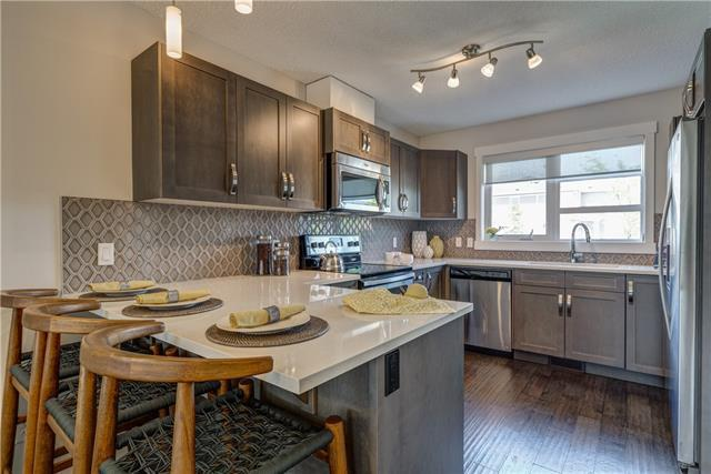 2461 Baysprings Link SW #404, Airdrie, AB T4B 4C6 (#C4166251) :: The Cliff Stevenson Group