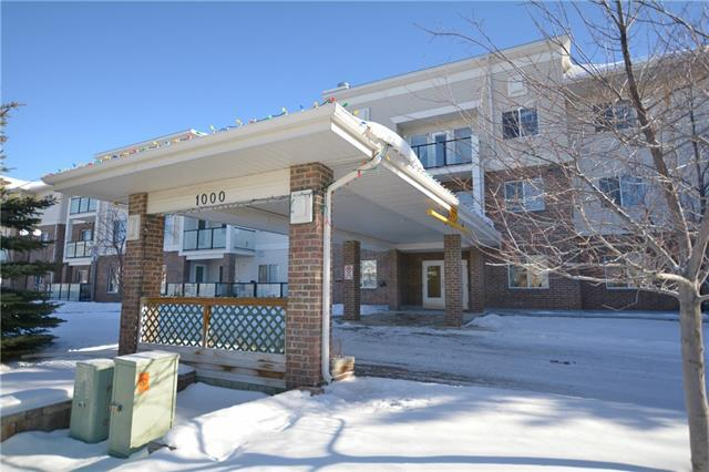 928 Arbour Lake Road NW #1212, Calgary, AB T3G 5T2 (#C4166306) :: Tonkinson Real Estate Team