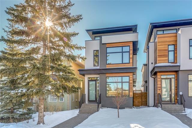 121 38A Avenue SW, Calgary, AB T2S 0W3 (#C4166315) :: Redline Real Estate Group Inc