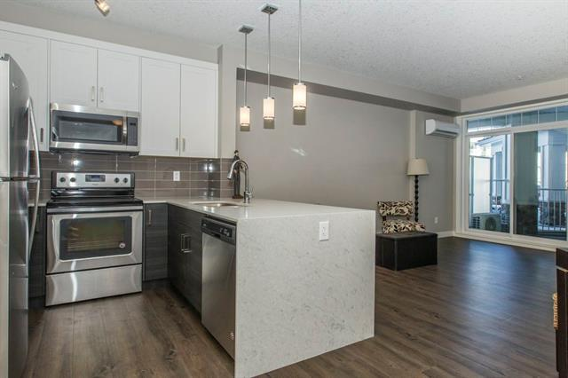 110 Auburn Meadows View SE #122, Calgary, AB T3M (#C4166333) :: Redline Real Estate Group Inc