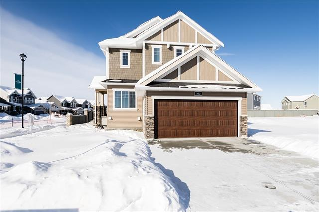 302 Bayside Crescent, Airdrie, AB T4B 0J7 (#C4166349) :: The Cliff Stevenson Group