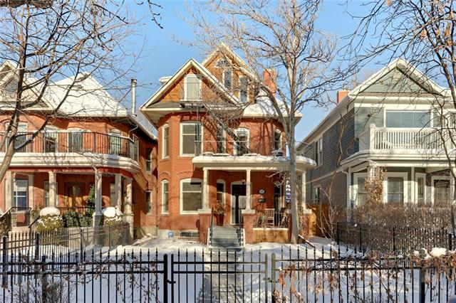 618 23 Avenue SW, Calgary, AB T2S 0J7 (#C4166354) :: Redline Real Estate Group Inc
