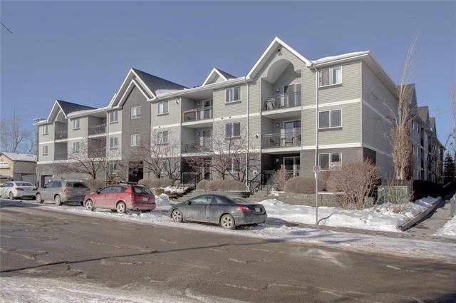 2440 34 Avenue SW #305, Calgary, AB T2T 2C8 (#C4166359) :: Redline Real Estate Group Inc