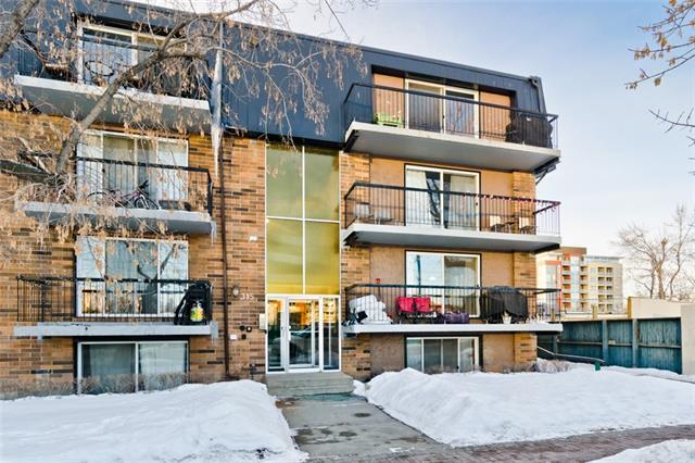 315 9A Street NW #201, Calgary, AB T2N 1T7 (#C4166367) :: The Cliff Stevenson Group