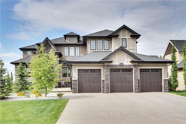139 Hillside Terrace, Rural Rocky View County, AB T3B 2M4 (#C4166378) :: Canmore & Banff
