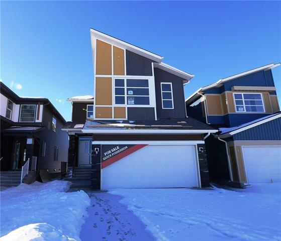317 Cornerstone Manor NE, Calgary, AB T2N 1H5 (#C4166382) :: The Cliff Stevenson Group