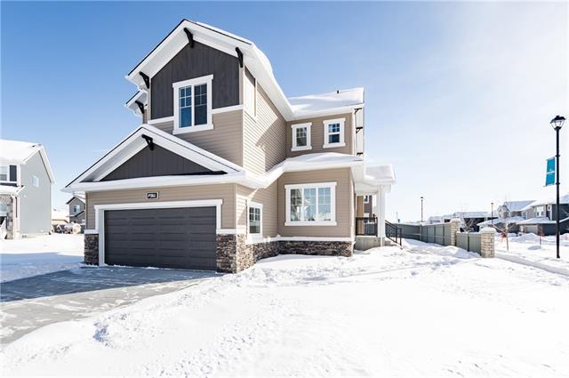 3 Bayside Cove, Airdrie, AB T4B 4G9 (#C4166384) :: Redline Real Estate Group Inc