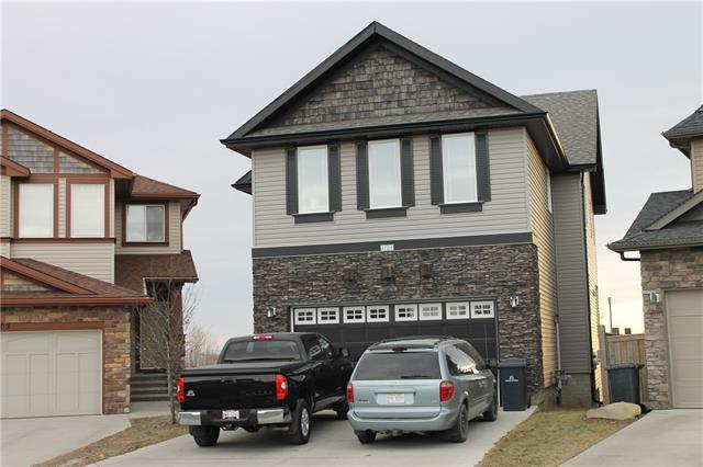 1709 Montgomery Park SE, High River, AB T1V 0B8 (#C4166389) :: The Cliff Stevenson Group