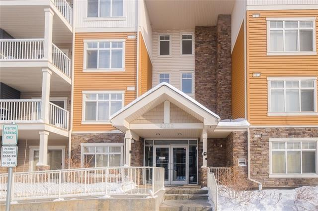 155 Skyview Ranch Way NE #2113, Calgary, AB T3N 0L2 (#C4166390) :: The Cliff Stevenson Group