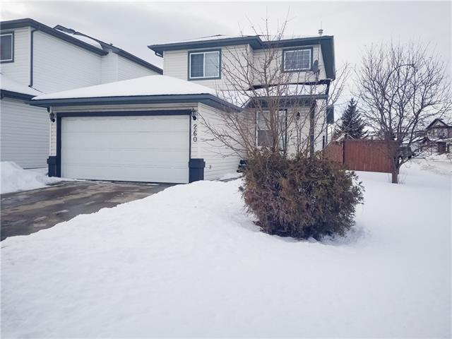 260 Harvest Creek Court NE, Calgary, AB T3K 4P9 (#C4166399) :: The Cliff Stevenson Group