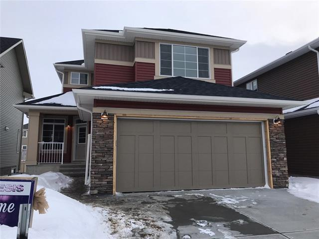 286 Baywater Way SW, Airdrie, AB T4B 3V6 (#C4166400) :: The Cliff Stevenson Group