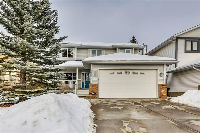 8990 Scurfield Drive NW, Calgary, AB T3L 1V4 (#C4166409) :: The Cliff Stevenson Group