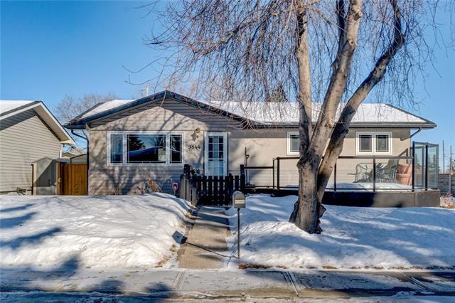 9844 Auburn Road SE, Calgary, AB T2J 1E1 (#C4166416) :: The Cliff Stevenson Group