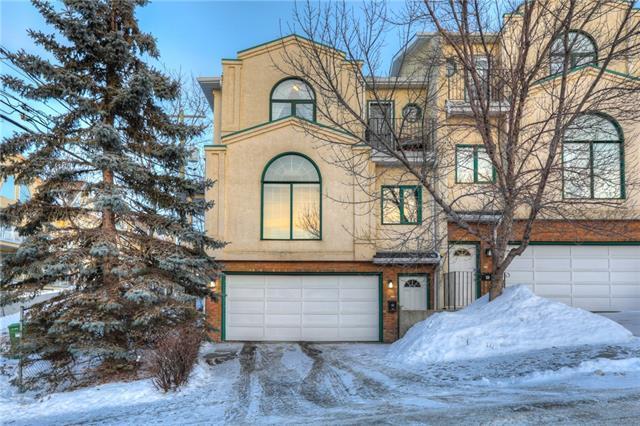 2912 16 Street SW, Calgary, AB T2T 5Y8 (#C4166417) :: Redline Real Estate Group Inc