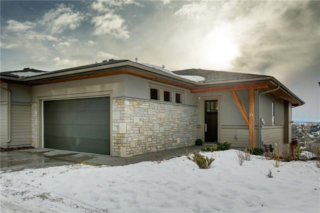 74 Watermark Villa(S), Rural Rocky View County, AB T3L 0E2 (#C4166420) :: The Cliff Stevenson Group
