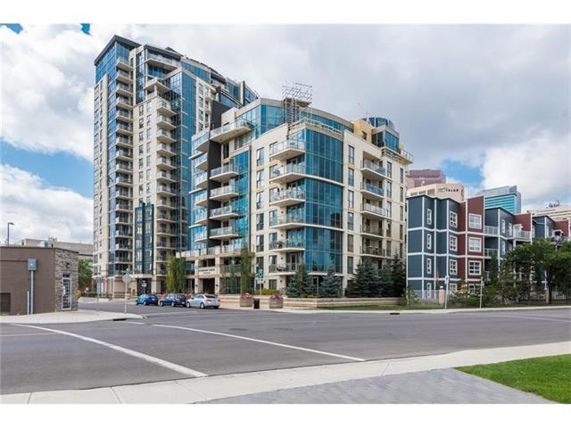 325 3 Street SE #209, Calgary, AB T2G 5R1 (#C4166433) :: The Cliff Stevenson Group