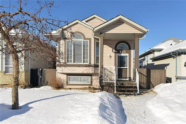 201 Harvest Rose Circle NE, Calgary, AB T3K 4M6 (#C4166448) :: The Cliff Stevenson Group