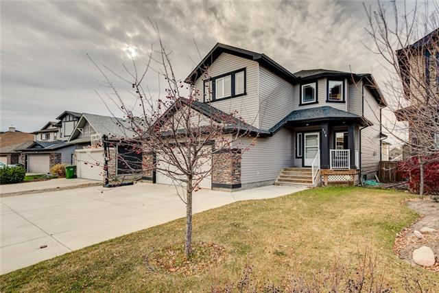 114 Tanner Close SE, Airdrie, AB T4A 2L4 (#C4166450) :: Redline Real Estate Group Inc