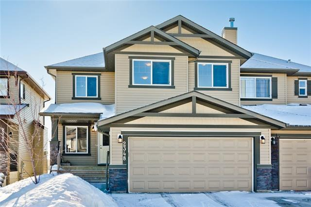 2348 Baywater Crescent SW, Airdrie, AB T4B 0T4 (#C4166455) :: The Cliff Stevenson Group