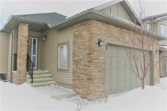 109 Monteith Court SE, High River, AB T1V 0H5 (#C4166458) :: The Cliff Stevenson Group