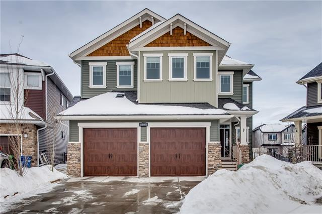18 Canals Court SW, Airdrie, AB T4B 0S7 (#C4166468) :: The Cliff Stevenson Group