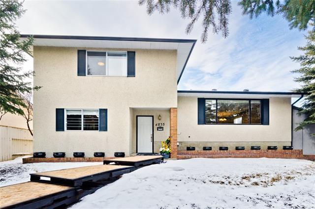 6835 Huntchester Road NE, Calgary, AB T2K 5E6 (#C4166492) :: The Cliff Stevenson Group