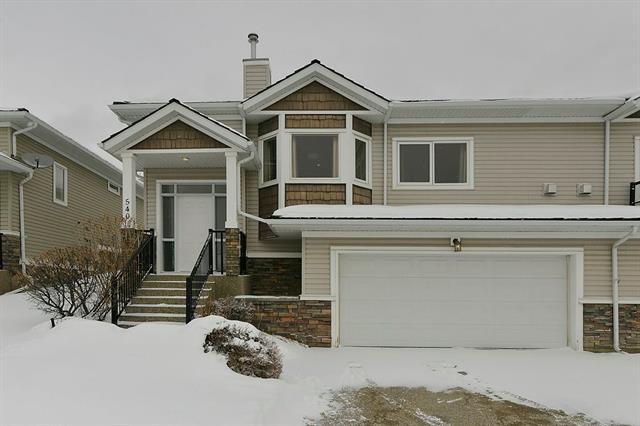 540 Rocky Vista Gardens NW, Calgary, AB T3G 0B7 (#C4166495) :: The Cliff Stevenson Group