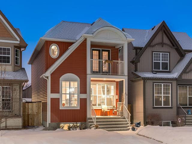 25 Autumn Terrace SE, Calgary, AB T3M 0H3 (#C4166496) :: Redline Real Estate Group Inc