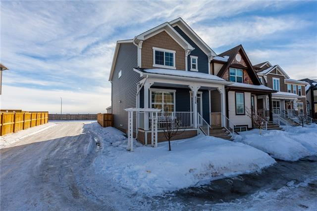 426 Auburn Crest Way SE, Calgary, AB T3M 1P9 (#C4166500) :: Redline Real Estate Group Inc