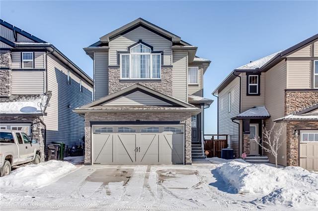 148 Nolanfield Way NW, Calgary, AB T3R 0E9 (#C4166517) :: The Cliff Stevenson Group