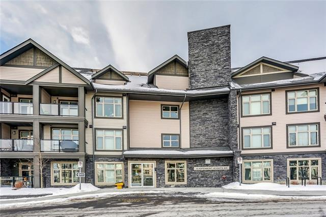 15 Aspenmont Heights SW #205, Calgary, AB T3H 0E3 (#C4166535) :: Redline Real Estate Group Inc