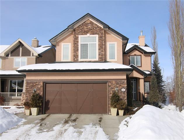 66 Arbour Vista Close NW, Calgary, AB T3G 5P4 (#C4166536) :: The Cliff Stevenson Group